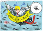 Cartoonist Jack Ohman  Jack Ohman's Editorial Cartoons 2019-10-15 America