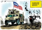 Cartoonist Jack Ohman  Jack Ohman's Editorial Cartoons 2019-11-20 Presidency