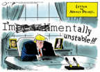 Cartoonist Jack Ohman  Jack Ohman's Editorial Cartoons 2019-12-19 editorial