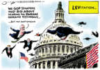 Cartoonist Jack Ohman  Jack Ohman's Editorial Cartoons 2020-01-17 editorial