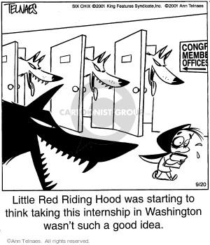 Comic Strip Ann Telnaes  Ann Telnaes Cartoons 2001-09-20 such