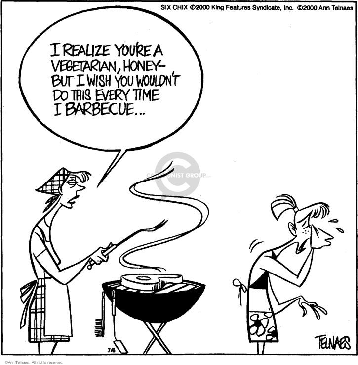 Comic Strip Ann Telnaes  Ann Telnaes Cartoons 2000-07-06 time