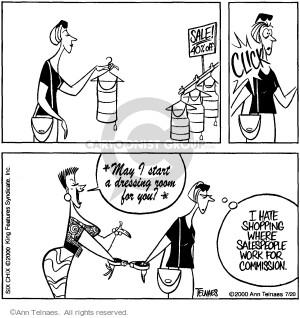 Comic Strip Ann Telnaes  Ann Telnaes Cartoons 2000-07-20 forty