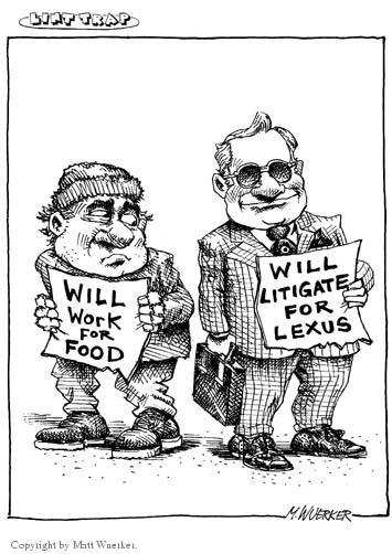 Cartoonist Matt Wuerker  Matt Wuerker's Editorial Cartoons 2000-12-19 poverty