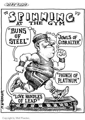 Cartoonist Matt Wuerker  Matt Wuerker's Editorial Cartoons 2001-02-05 lint