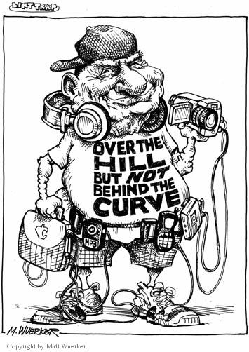 Cartoonist Matt Wuerker  Matt Wuerker's Editorial Cartoons 2001-05-14 lint