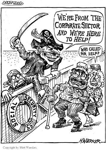 Cartoonist Matt Wuerker  Matt Wuerker's Editorial Cartoons 2002-06-10 security