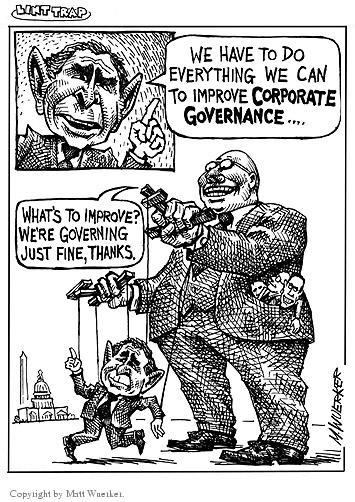 Matt Wuerker  Matt Wuerker's Editorial Cartoons 2002-06-24 manipulate