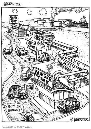 Cartoonist Matt Wuerker  Matt Wuerker's Editorial Cartoons 2002-07-01 time