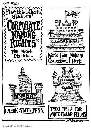 Cartoonist Matt Wuerker  Matt Wuerker's Editorial Cartoons 2002-07-29 federal