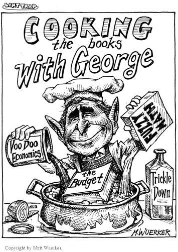 Cartoonist Matt Wuerker  Matt Wuerker's Editorial Cartoons 2002-11-18 trickle