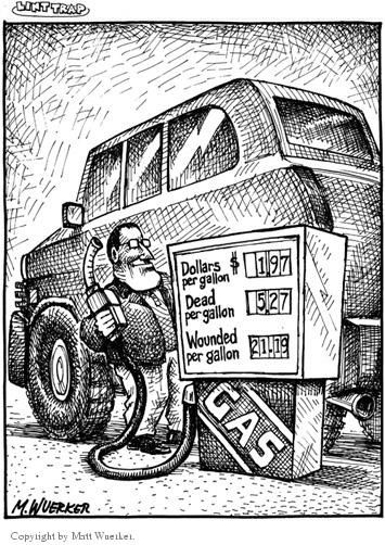 Cartoonist Matt Wuerker  Matt Wuerker's Editorial Cartoons 2002-12-09 military