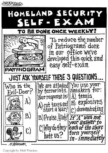 Cartoonist Matt Wuerker  Matt Wuerker's Editorial Cartoons 2002-12-23 tax
