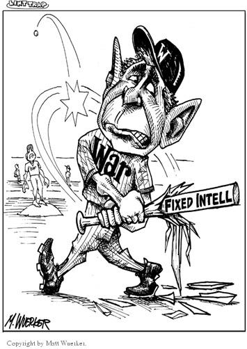 Cartoonist Matt Wuerker  Matt Wuerker's Editorial Cartoons 2003-01-13 fix