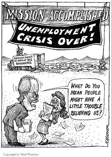 Matt Wuerker  Matt Wuerker's Editorial Cartoons 2003-11-05 workforce