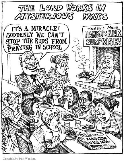 Cartoonist Matt Wuerker  Matt Wuerker's Editorial Cartoons 2004-01-22 liberty