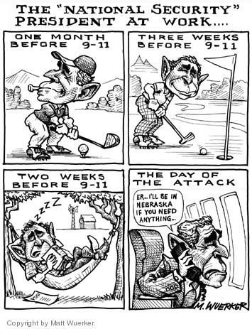 Matt Wuerker  Matt Wuerker's Editorial Cartoons 2004-04-29 before