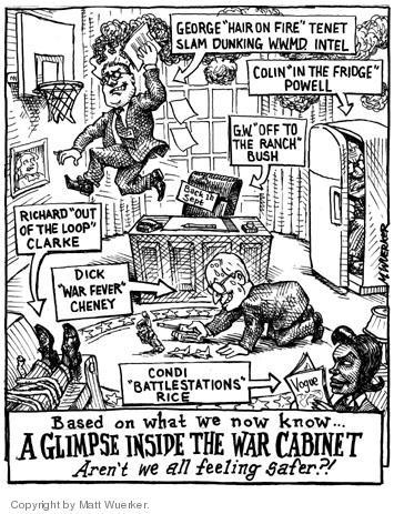 Cartoonist Matt Wuerker  Matt Wuerker's Editorial Cartoons 2004-05-14 Secretary of State
