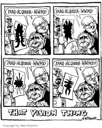 Cartoonist Matt Wuerker  Matt Wuerker's Editorial Cartoons 2004-07-02 test