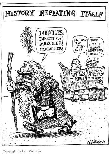 Matt Wuerker  Matt Wuerker's Editorial Cartoons 2004-08-03 historical