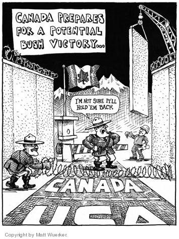 Matt Wuerker  Matt Wuerker's Editorial Cartoons 2004-10-28 2004 election