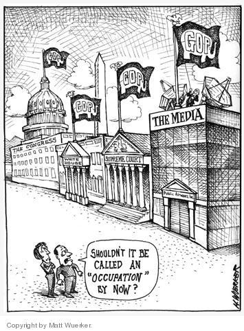 Cartoonist Matt Wuerker  Matt Wuerker's Editorial Cartoons 2004-12-08 executive branch