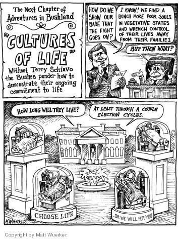 Matt Wuerker  Matt Wuerker's Editorial Cartoons 2005-04-14 pro-life