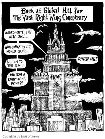 Matt Wuerker  Matt Wuerker's Editorial Cartoons 2005-04-22 church