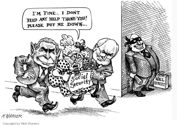 Matt Wuerker  Matt Wuerker's Editorial Cartoons 2005-05-12 fine