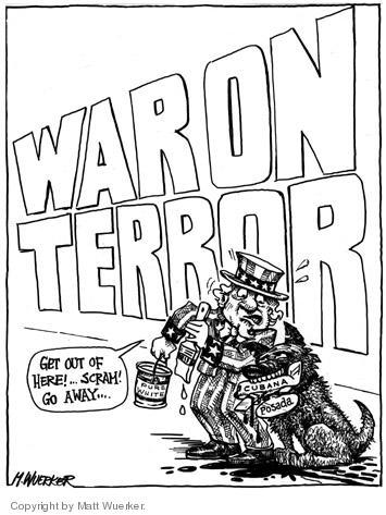 Matt Wuerker  Matt Wuerker's Editorial Cartoons 2005-05-20 Cuba