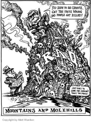 Matt Wuerker  Matt Wuerker's Editorial Cartoons 2005-06-06 wrong