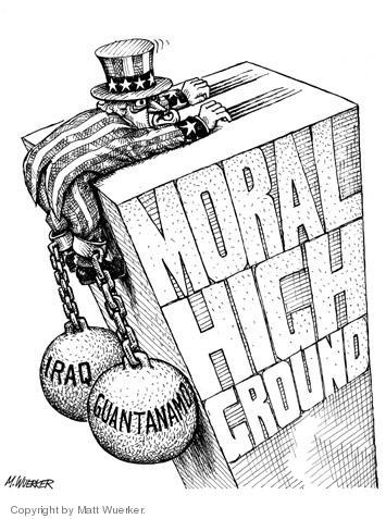 Cartoonist Matt Wuerker  Matt Wuerker's Editorial Cartoons 2005-06-17 weight