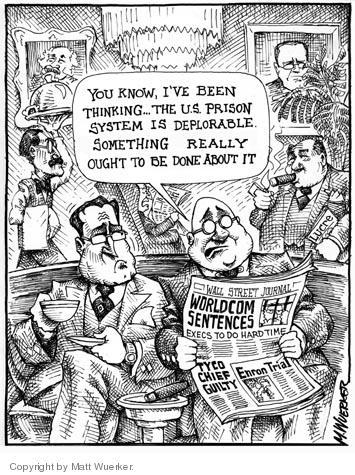 Cartoonist Matt Wuerker  Matt Wuerker's Editorial Cartoons 2005-08-12 accounting