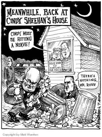 Matt Wuerker  Matt Wuerker's Editorial Cartoons 2005-08-12 back