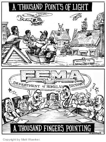 Cartoonist Matt Wuerker  Matt Wuerker's Editorial Cartoons 2005-09-28 charity