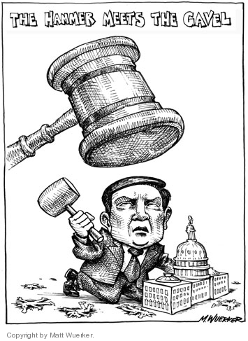 Matt Wuerker  Matt Wuerker's Editorial Cartoons 2005-10-04 corruption