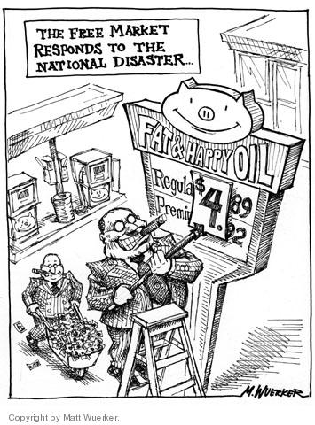 Matt Wuerker  Matt Wuerker's Editorial Cartoons 2005-10-07 cost