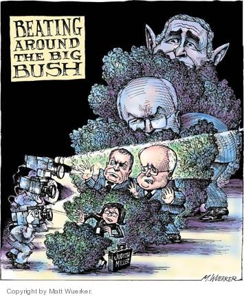 Cartoonist Matt Wuerker  Matt Wuerker's Editorial Cartoons 2005-10-31 CIA