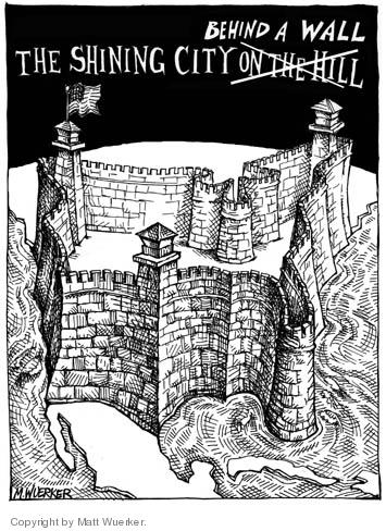 Cartoonist Matt Wuerker  Matt Wuerker's Editorial Cartoons 2006-06-02 quotation