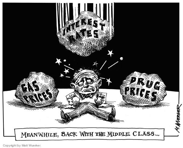 Cartoonist Matt Wuerker  Matt Wuerker's Editorial Cartoons 2006-06-06 gasoline