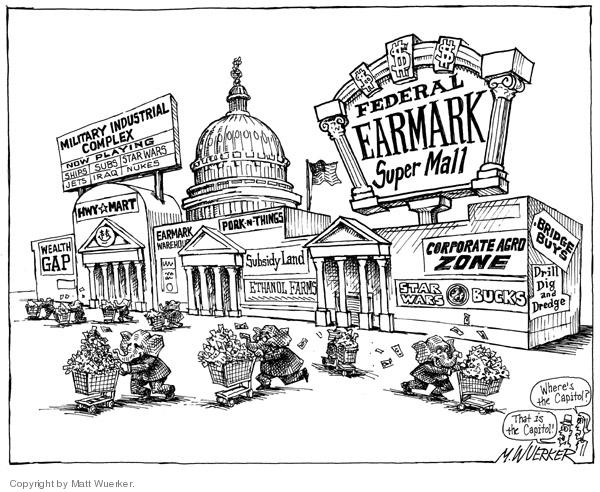 Matt Wuerker  Matt Wuerker's Editorial Cartoons 2006-08-29 infrastructure