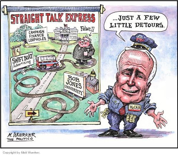 Matt Wuerker  Matt Wuerker's Editorial Cartoons 2007-02-24 2004 election
