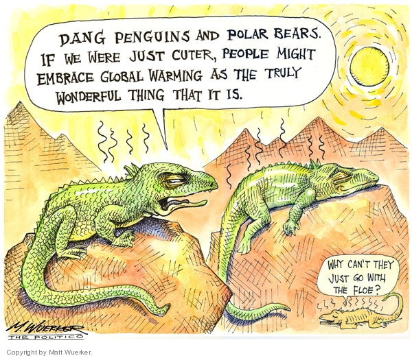 Matt Wuerker  Matt Wuerker's Editorial Cartoons 2007-03-22 environment