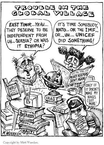 Cartoonist Matt Wuerker  Matt Wuerker's Editorial Cartoons 2002-00-00 puzzle