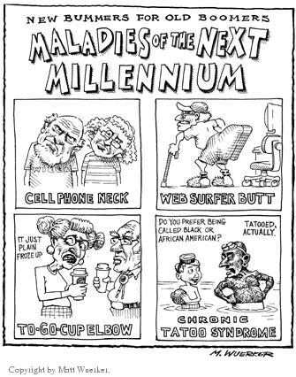 Matt Wuerker  Matt Wuerker's Editorial Cartoons 2002-00-00 2000