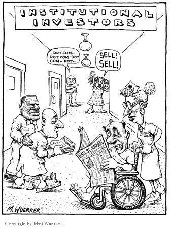 Matt Wuerker  Matt Wuerker's Editorial Cartoons 2002-00-00 stock market
