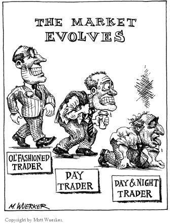 Matt Wuerker  Matt Wuerker's Editorial Cartoons 2000-00-00 trade