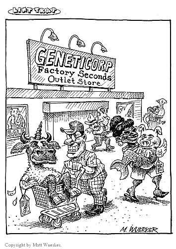 Cartoonist Matt Wuerker  Matt Wuerker's Editorial Cartoons 2002-09-02 monster