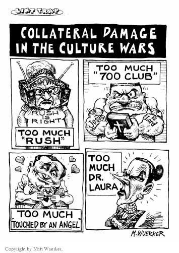 Cartoonist Matt Wuerker  Matt Wuerker's Editorial Cartoons 2002-10-21 television show