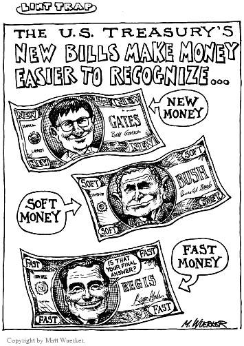 Cartoonist Matt Wuerker  Matt Wuerker's Editorial Cartoons 2002-11-11 image